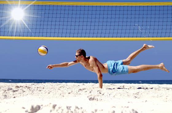 Sport en été