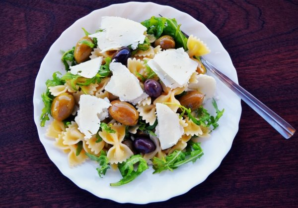 salade pate healthy