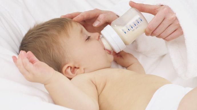 lait en poudre