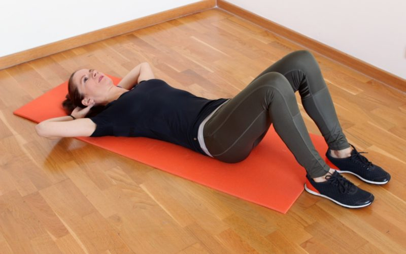 exercices perdre ventre