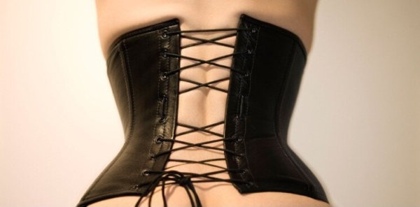 corset minceur apparence taille guepe