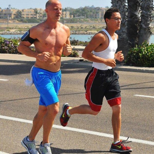 jogging - devenir un sportif accompli