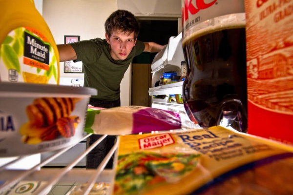 Grignoter - Manger entre les repas