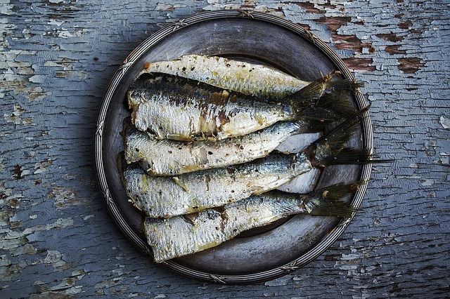 L'huile de poisson aide à perdre du poids